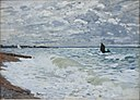 The Sea at Le Havre 1868.jpg