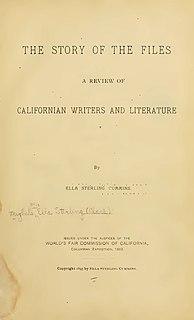 American writer, historian