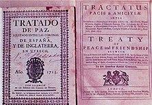 Ilk edisyonu, sağdaki daha sonraki ingilizce ve latince edisyonu