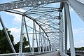 The Trinity River Bridge view of the supports.JPG