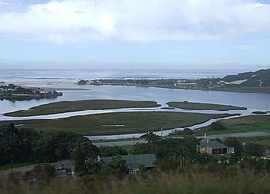 Great Brak River (town) - Image: The bus journey from George to Mossel Bay (2998965747)