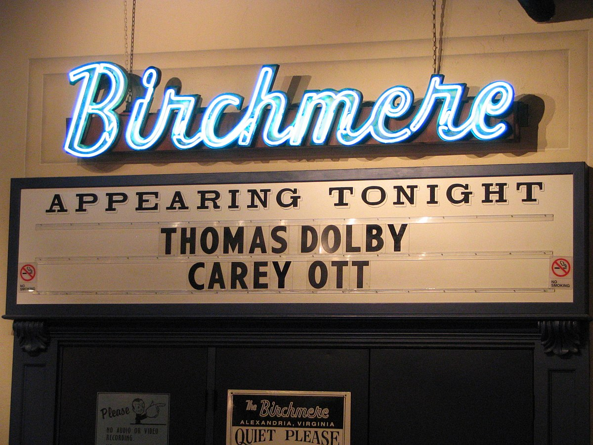 The Birchmere Wikipedia
