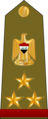 The rank of brigadier general in the Iraqi army.png