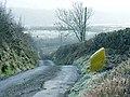 The road down from Esgair - geograph.org.uk - 1101812.jpg