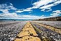 The road in Antelope Island State Park Utah (27965970712).jpg