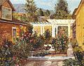 Theodore Wores - House and Garden, Saratoga.jpg