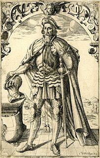 Thomas Docwra Grand Prior of the English Knights Hospitaller