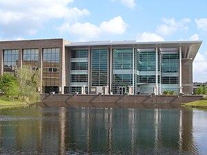 University of North Florida - Thomas G. Carpenter Library