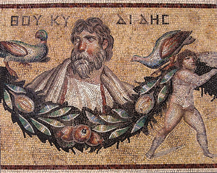File:Thucydides Mosaic from Jerash, Jordan, Roman, 3rd century CE at the Pergamon Museum in Berlin.jpg