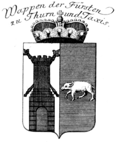 File:Thurn-Taxis-Fü-Wappen.png