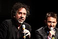 Tim Burton & Chris Hardwick (7587114114).jpg
