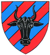 Coat of arms of Ținutul Crișuri