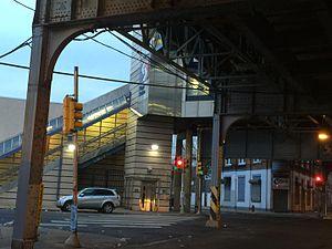 Tioga station - Image: Tioga Station 2