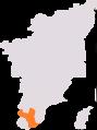 Tirunelveli lok sabha constituency.png