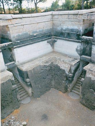 Pundarikakshan Perumal Temple - Image: Tiruvellarai tank