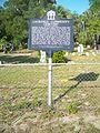 Titusville FL La Grange Cem marker01.jpg