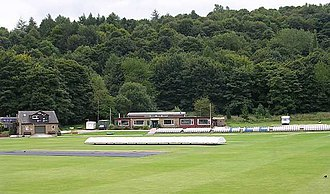 Todmorden Cricket Club - Centre Vale