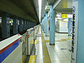 Toei-I18-Itabashi-kuyakushomae-station-platform.jpg