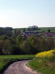 A general view of Tollent
