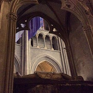 Otton de Grandson - Tomb of Otton de Grandson in Lausanne Cathedral