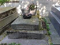 Tombe d'Édouard Daladier - Père Lachaise.JPG