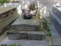 Tomb of Édouard Daladier
