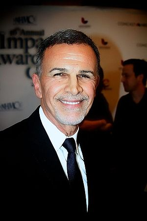 Tony Plana - Plana at the National Hispanic Media Coalition's 16th Annual Impact Awards Gala