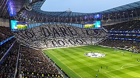 Tottenham Hotspur F C Supporters Wikipedia