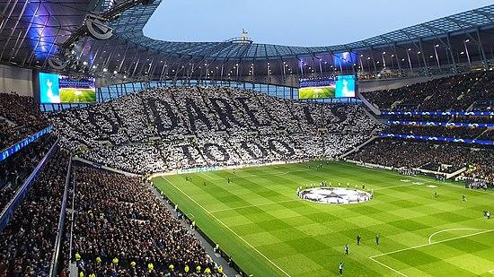 Tottenham Hotspur Football Club Wikipedia A Enciclopedia Livre