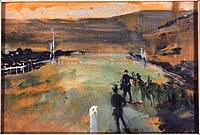 Toulouse-Lautrec - CHAMP DE COURSES, 1881, MTL.52.jpg