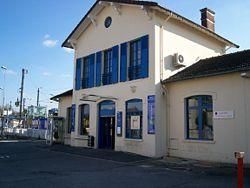 Bahnhof Tournan