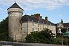 Le château de Tours.