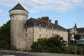 Image illustrative de l'article Château de Tours