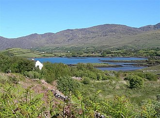 South-West Region, Ireland - Ardgroom, County Cork. Small rural villages typify the southwest.