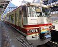 Toyama-chihou-railway Alps express ALPEN 20140914.jpg