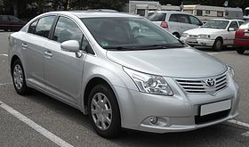 Toyota Avensis front 20090814.jpg