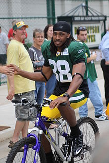 Description de l'image  Tramon Williams.jpg.