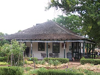 Tranby House - Tea rooms open daily, except Monday