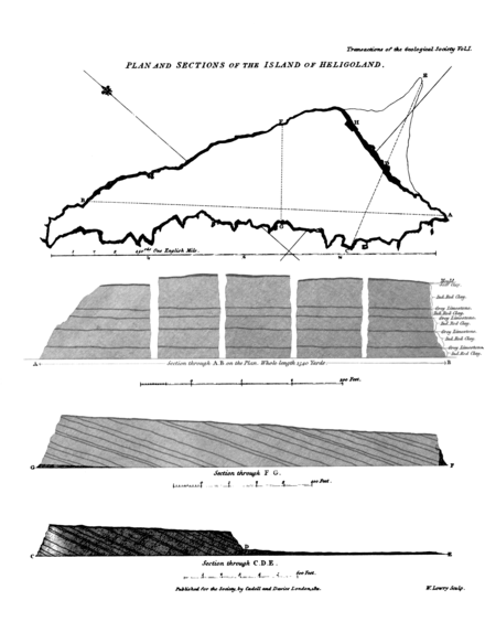 Transactions of the Geological Society, 1st series, vol. 1 plate page 0487.png