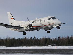 Transwest Air - Transwest Air Saab 340A C-GKCY