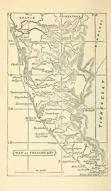 Travancore 1871