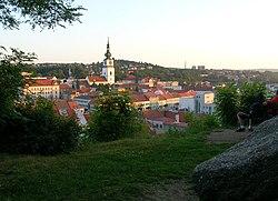 Hình nền trời của Vysočina