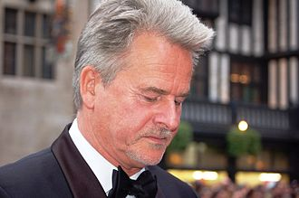 Trevor Eve - Eve at the 2008 BAFTA Television Awards