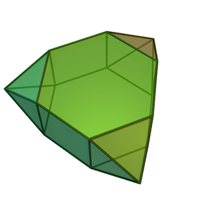Image illustrative de l'article Prisme hexagonal triaugmenté