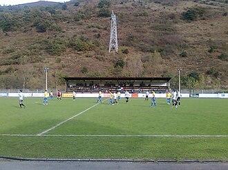 SD Lenense - Estadio El Sotón