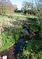 Tributary of Carden Brook - geograph.org.uk - 405447.jpg
