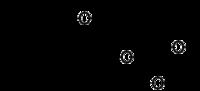 Strukturformel von Trichodermin
