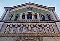 Trieste Tempio serbo-ortodosse della Santissima Trinità e di San Spiridone Außen Lato Ovest 2.jpg