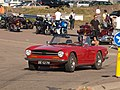 Triumph TR 6 dutch licence registration DE-52-79-.JPG
