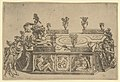Triumphal car from the marriage of Ferdinand de' Medici and Christine of Lorraine MET DP855565.jpg